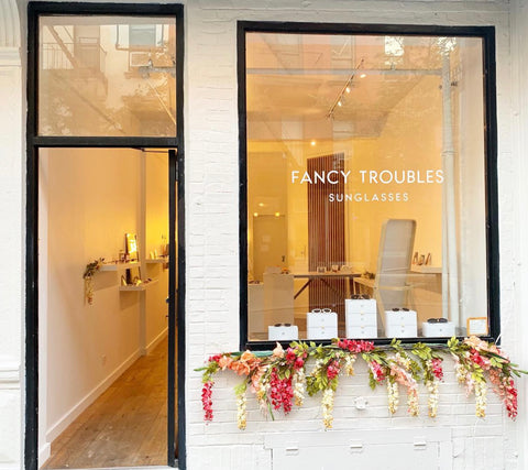 Nolita Pop up Shop Fancy Troubles