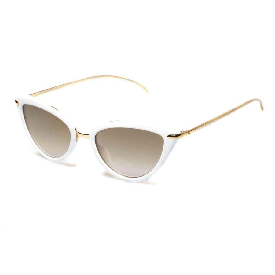 Starlette White - women's designer sunglasses