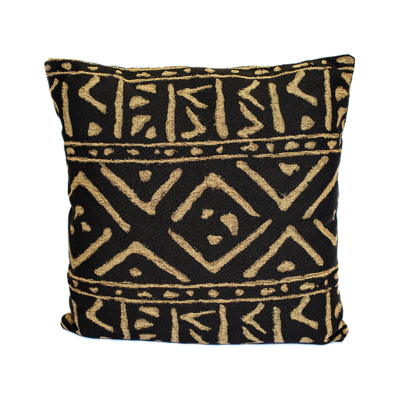 Pillow Knife Edge Woven Tribal