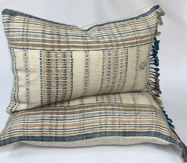 Vintage Pillow 601 - Set of Two
