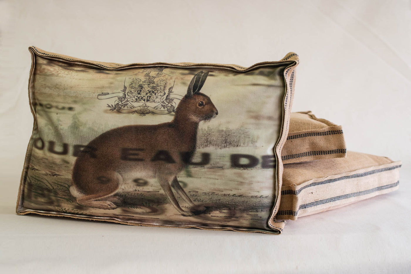 Single Layered Pillow Crest Hare
