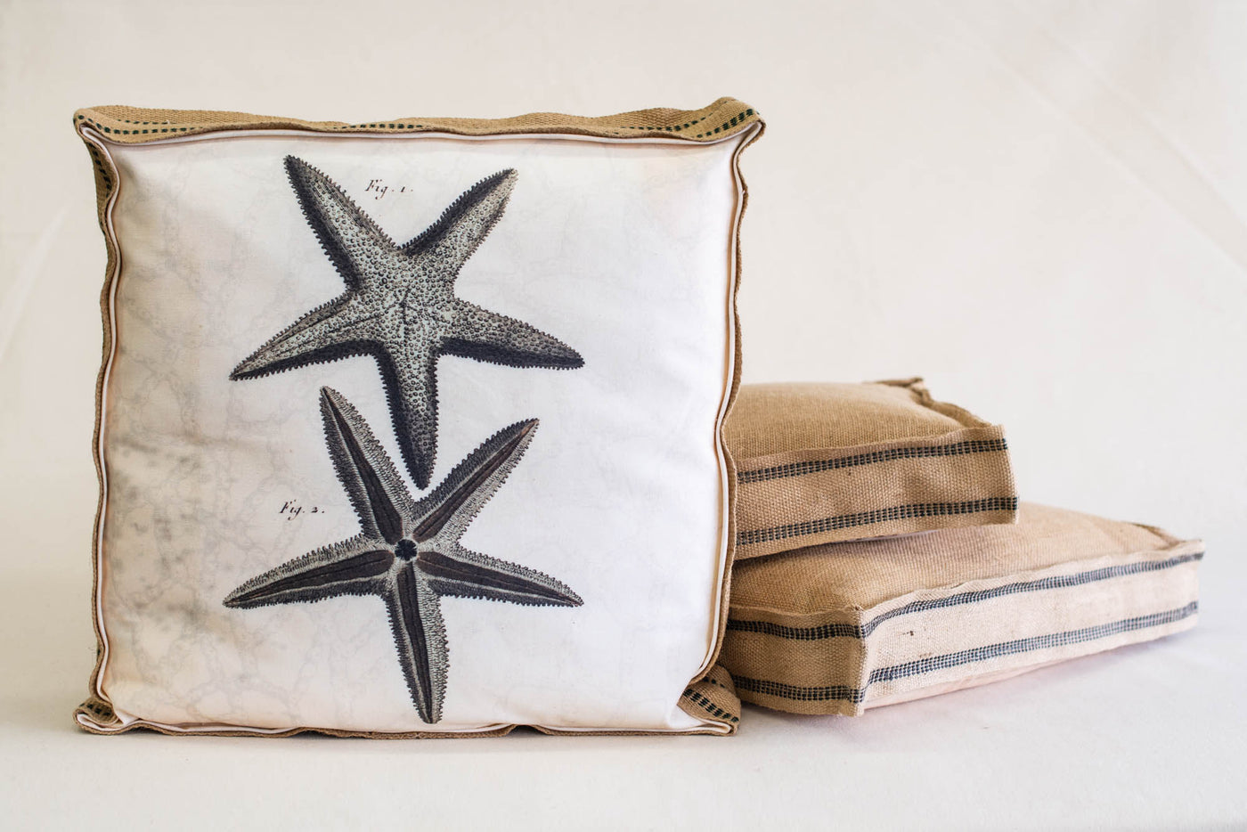 Single Layered Pillow Starfish