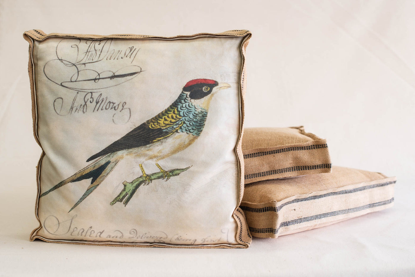 Single Layered Pillow Yellow Bill