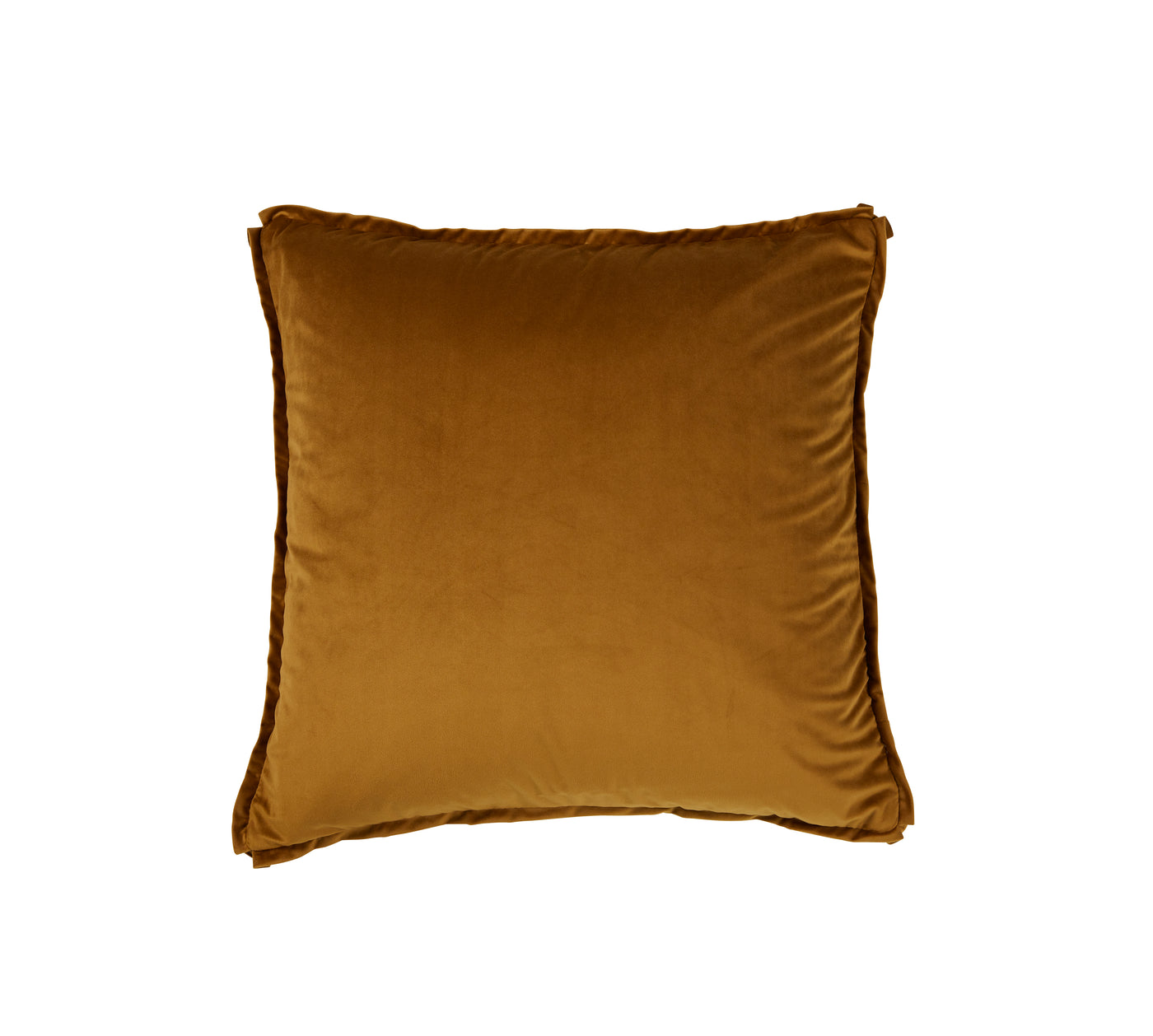Velvet Pillow Square Gold