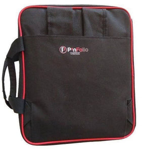Pinfolio Show Backpack comes with 3 inserts Pins & Candy not included