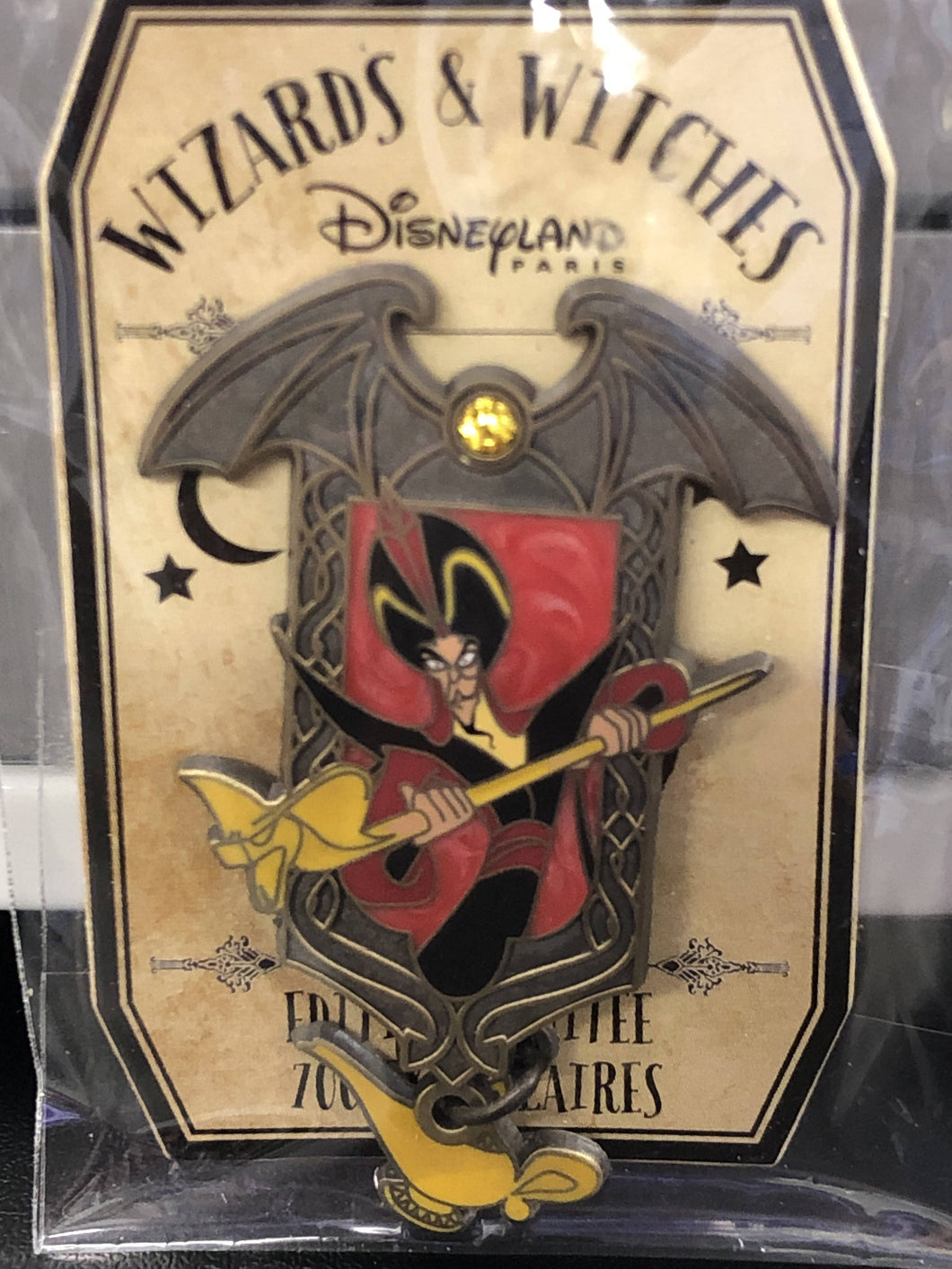 Disneyland Paris Jafar Pin Le