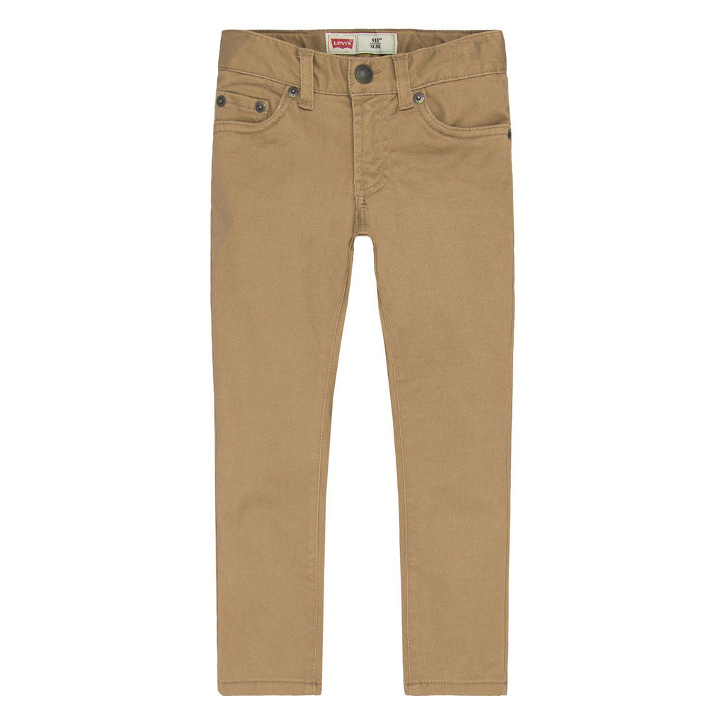Toddler Boy Levi's Slim-Fit Sueded Pants