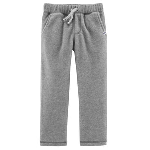 Toddler Boy Carter's Microfleece Pants