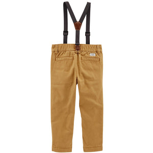 Toddler Boy OshKosh B'gosh® Suspender Pants