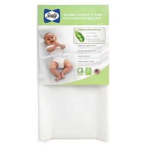 Sealy 3-Sided Contoured Changing Pad