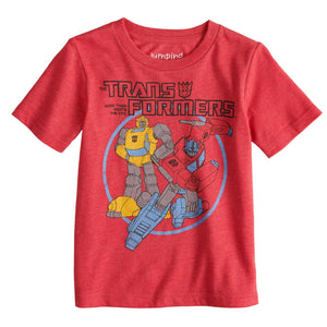"Toddler Boy Jumping Beans® ""Transformers"" Graphic Tee"