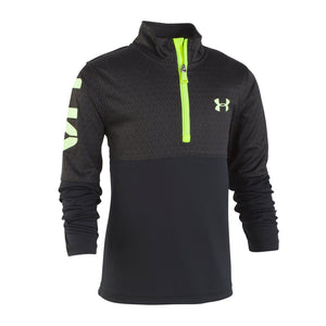 Toddler Boy Under Armour Quarter Zip Pullover Top