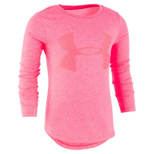 Toddler Girl Under Armour Logo Graphic Tee