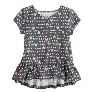 Toddler Girl Jumping Beans® Pattern Tee