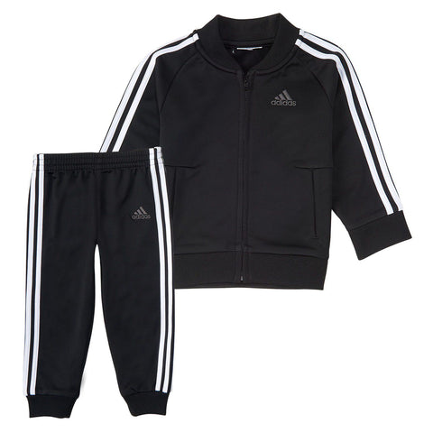 Toddler Boy adidas 2-pc. Home Run Tricot Zip Jacket & Pants Set