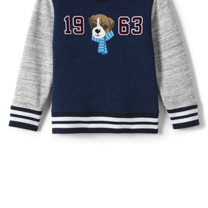 Toddler Boys Graphic Sweatshirt