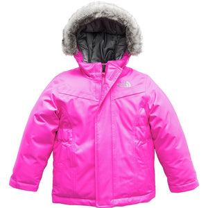 The North Face Greenland Hooded Down Parka - Toddler Girls'