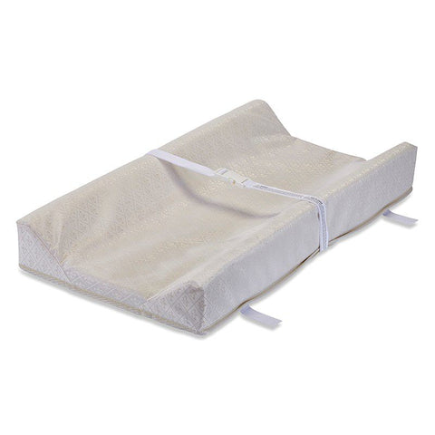 "Organic 32"" Changing Pad in Tan"