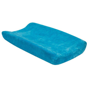 Pacific Blue Changing Pad Cover