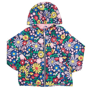 Toddler Girls Printed Jacket (2T-4T)