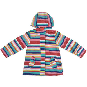 Toddler Girls Print Raincoat (2T-4T)