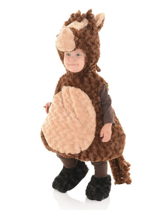 Toddler Boy's Horse Costume