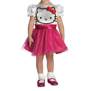 Toddler Hello Kitty Tutu Dress Costume for Girls