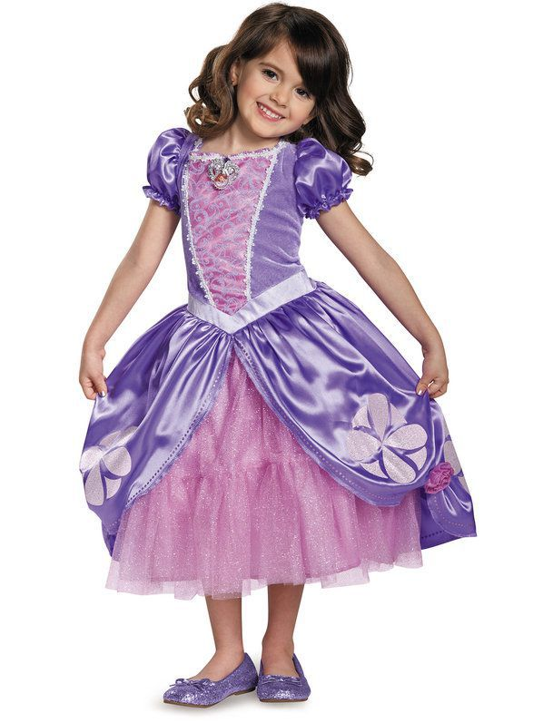 Toddler's Sofia the First Sofia the Next Chapter Deluxe Costume