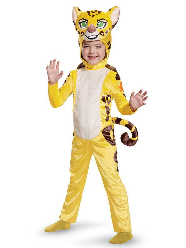 Toddler The Lion Guard Fuli Costume