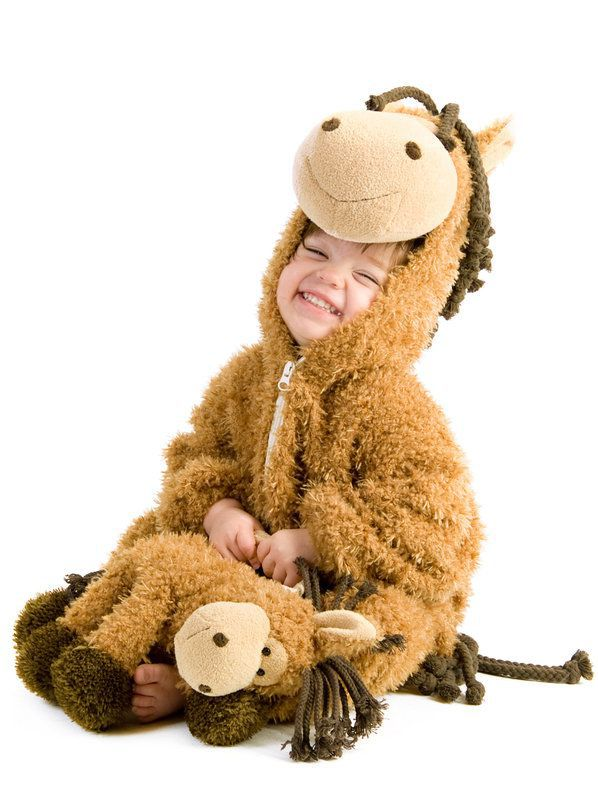 Boys Toddler Playful Pony Costume