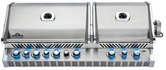 Image of Built-In Natural Gas Grill with Infrared Rotisserie