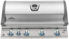 Image of Built-In Grill with Infrared Rotisserie Propane Gas