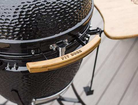 Kamado BBQ Ceramic Grill Cooker, 22""