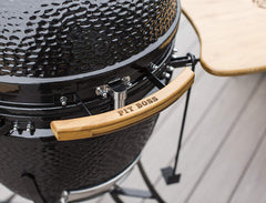 Kamado BBQ Ceramic Grill Cooker, 22