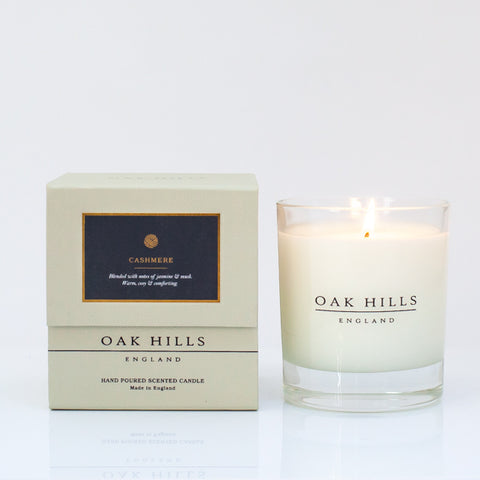 Cashmere Home Scented Candle