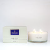 Green Fig & Walnut Luxury Scented Candle