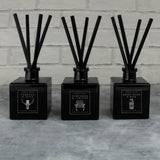 Cinnamon & Leather Scented Reed Diffuser