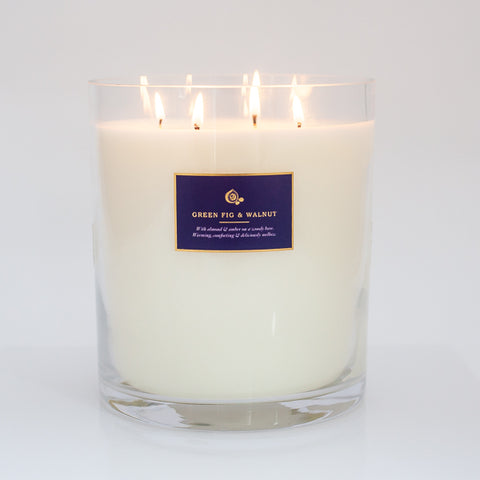 Large Fig scented candle