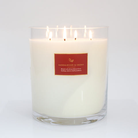 Large Scented Candles