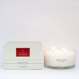 Sandalwood & Cedar Luxury Scented Candle