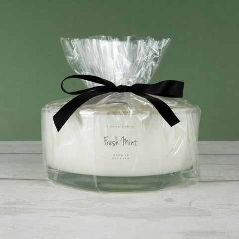 Fresh Mint Scented Candle