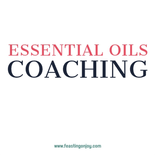 Essential Oil Coaching