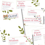 QUEST Bundle (Choose From 4 Bundles That Include 3-4 Topical Modules Each}
