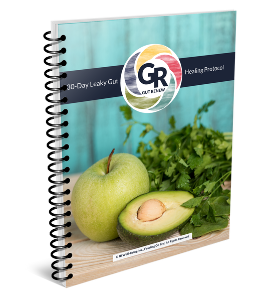 Gut Renew {30-Day Leaky Gut Healing Protocol}