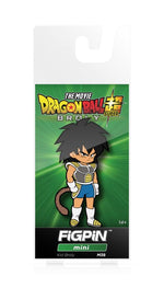 FiGPiN Mini Dragon Ball Super Broly Movie: Kid Broly (#M38) Spastic Pops