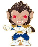 IN STOCK Pop! Pins: DBZ Dragon Ball Z Great Ape Vegeta FREE US SHIPPING Spastic Pops