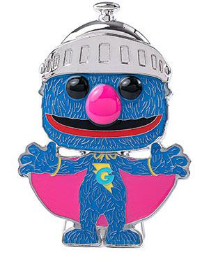 IN STOCK Pop! Pins: SESAME STREET - Super Grover Spastic Pops
