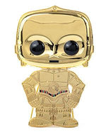 IN STOCK Pop! Pins: Star Wars C-3PO FREE US SHIPPING Spastic Pops