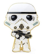IN STOCK Pop! Pins: Star Wars Stormtrooper FREE US SHIPPING Spastic Pops