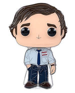 IN STOCK Pop! Pins: The Office Jim Halpert FREE US SHIPPING Spastic Pops